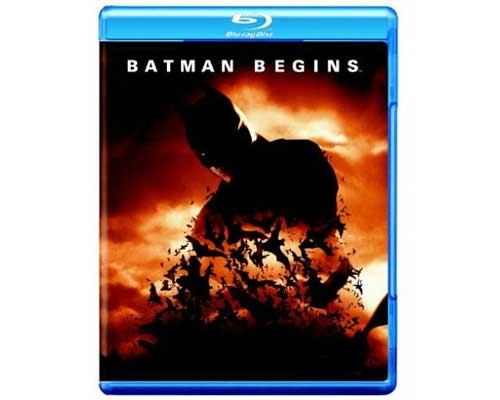 Batman Begins (EN, DE) Blu-Ray