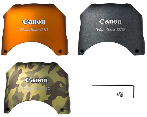 Canon FC-DC1 Front Cover Set