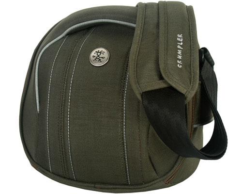 Crumpler Company Gigolo 3500 (Pewter Brown)