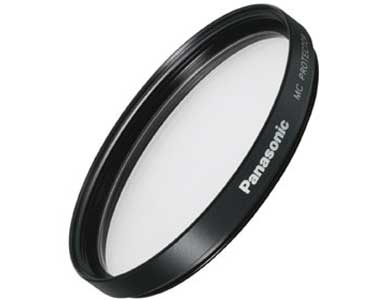 Panasonic DMW-LMC46 Multi-Coated Protector Filter 46mm