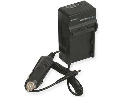 AC Lader met autolader voor Canon LP-E8 (compatible)