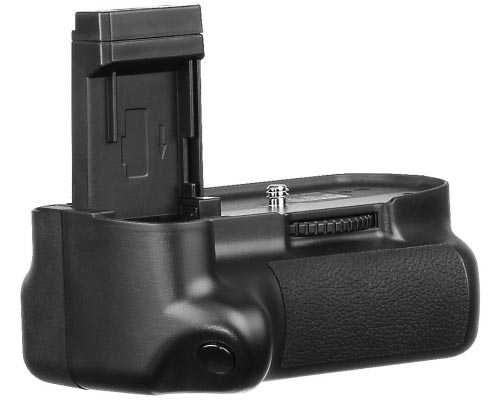 Battery Grip voor Canon 1100D