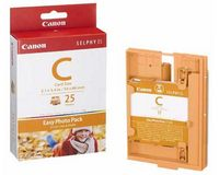 Canon Easy Photo Pack E-C25 5.5x8.5cm (kleur, 25 vel)
