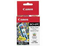 Canon BCI-6PC Inktpatroon (Cyaan, Foto)