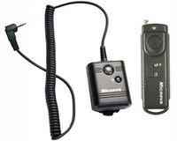 Micnova MQ-NW3 Wireless Remote Control with Hot shoe voor Canon/Pentax