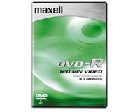 Maxell DVD-R 16x (5 pack)