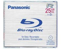 Panasonic LM-BR25 Blu-ray Disc 25GB