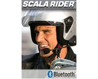 Cardo Scala-Rider Solo XL Bluetooth Helmet Headset for GSM