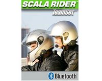 Cardo Scala-Rider TeamSet XL Bluetooth Helmet Headset for GSM