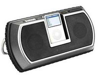 Bushnell Traveltunes 1.0 Ipod Docking Station (94-0001)