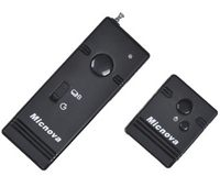 Micnova MQ-NW7 Wireless Remote Control with Hot shoe voor Nikon D90/D5000/D3100/D7000