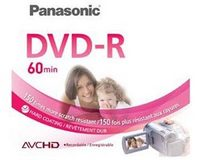 Panasonic LM-RF60E5P DVD-R 8cm 2.8Gb (5 pack)