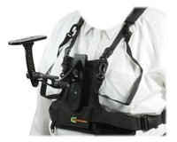 Cotton Carrier Steady Shot met Camera Vest